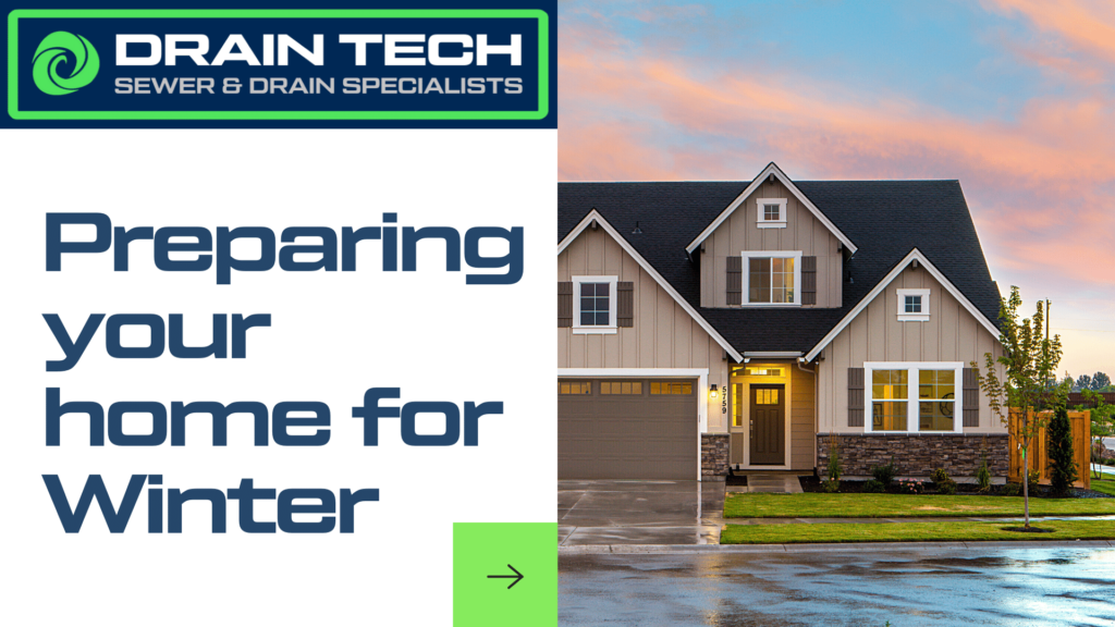 get your home ready for winter | prepare your home for winter