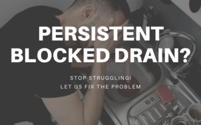 Persistent Blocked Drain?